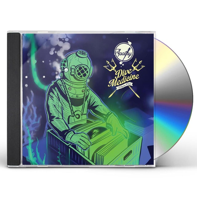 Apathy DIVE MEDICINE: CHAPTER ONE (INSTRUMENTAL PROJECT) CD