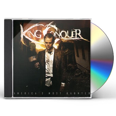 King Conquer AMERICA'S MOST HAUNTED CD