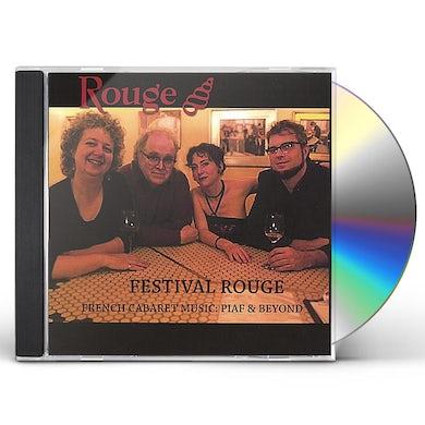 FESTIVAL ROUGE FRENCH CABARET CD