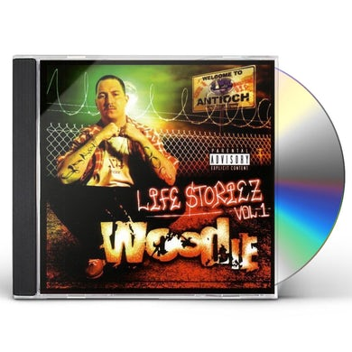 Woodie LIFE STORIEZ 1 CD