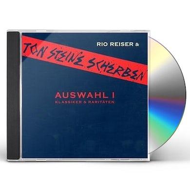 Ton Steine Scherben AUSWAHL I-JUBILAEUMSAUSGABE 30 CD