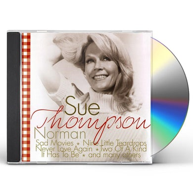 Sue Thompson NORMAN CD