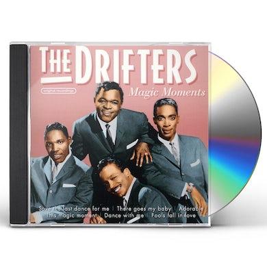 Drifters MAGIC MOMENTS CD