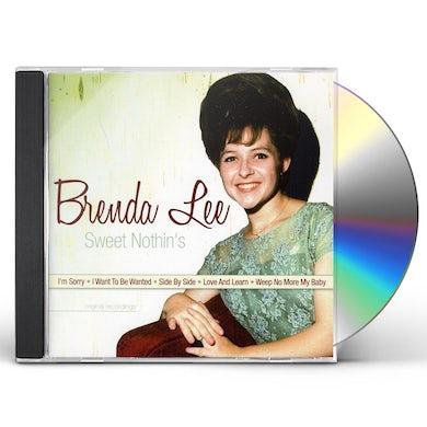 Brenda Lee SWEET NOTHINGS CD