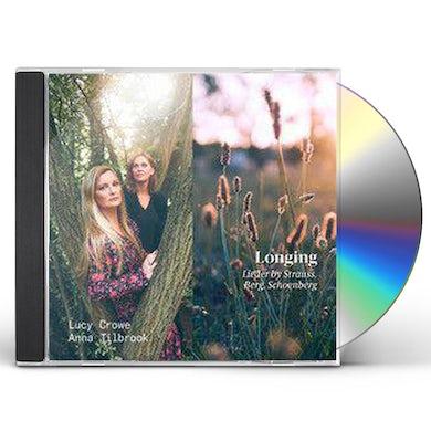 BERG / CROWE / TILBROOK LONGING CD