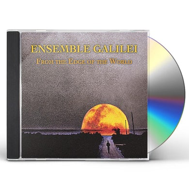 Ensemble Galilei FROM THE EDGE OF THE WORLD CD