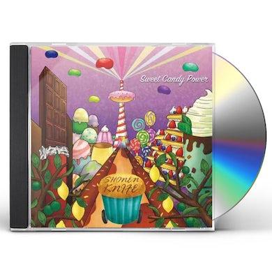 Shonen Knife Sweet Candy Power CD