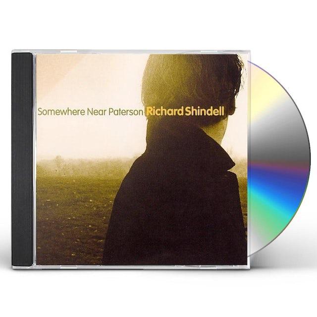 Richard Shindell SOMEWHERE NEAR PATERSON CD