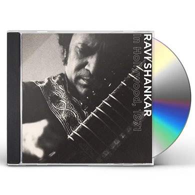 Ravi Shankar IN HOLLYWOOD 1971 CD