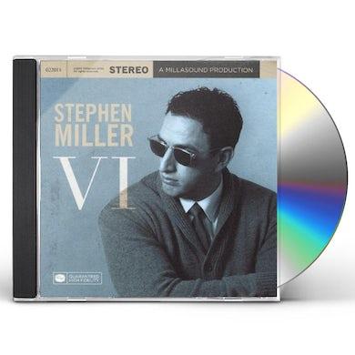 Stephen Miller VI CD
