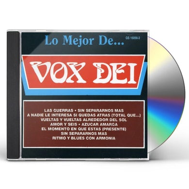 Vox Dei BEST OF CD