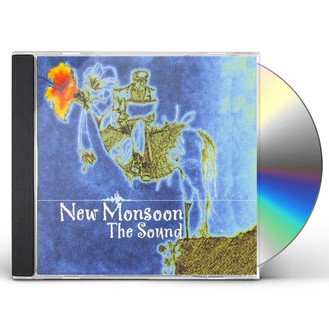New Monsoon SOUND CD