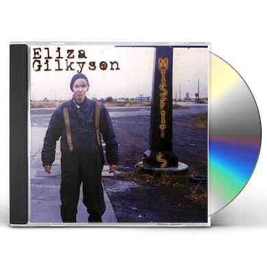 Eliza Gilkyson MISFITS CD