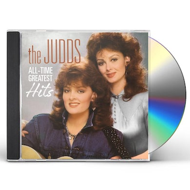 Judds ALL-TIME GREATEST HITS CD