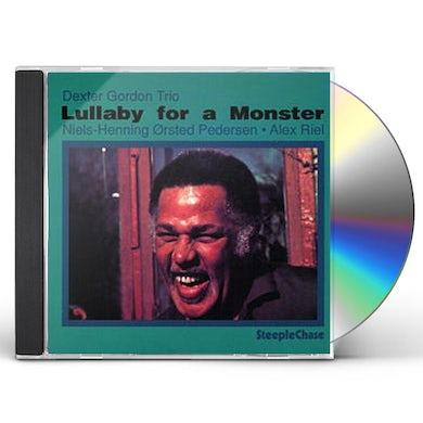 Dexter Gordon LULLABY FOR A MONSTER CD