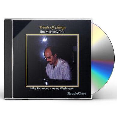 Jim Mcneely WINDS OF CHANGE CD
