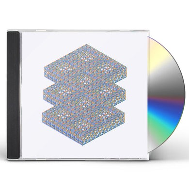 Visible Cloaks REASSEMBLAGE CD