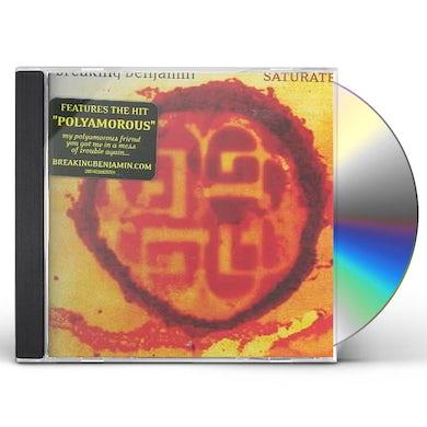 Breaking Benjamin SATURATE CD