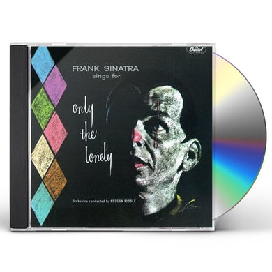 Frank Sinatra ONLY THE LONELY CD