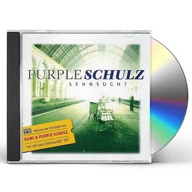 Purple Schulz SEHNSUCHT-DIE BALLADEN CD