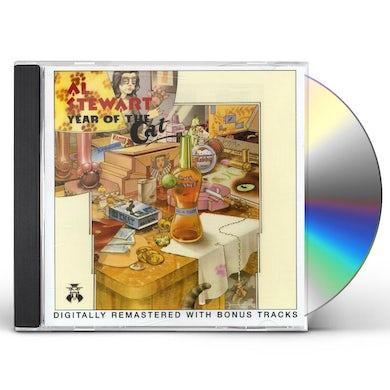 Al Stewart YEAR OF THE CAT CD