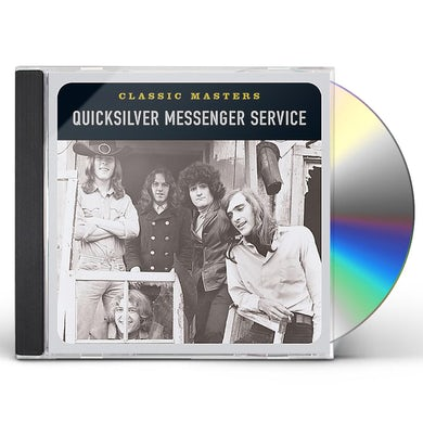 Quicksilver Messenger Service CLASSIC MASTERS CD