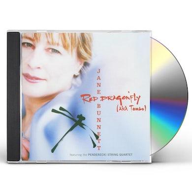 Jane Bunnett RED DRAGONFLY (AKA TOMBO) CD