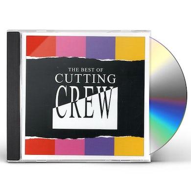 Cutting Crew BEST OF CD