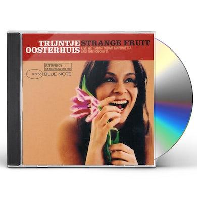Trijntje Oosterhuis STRANGE FRUIT CD