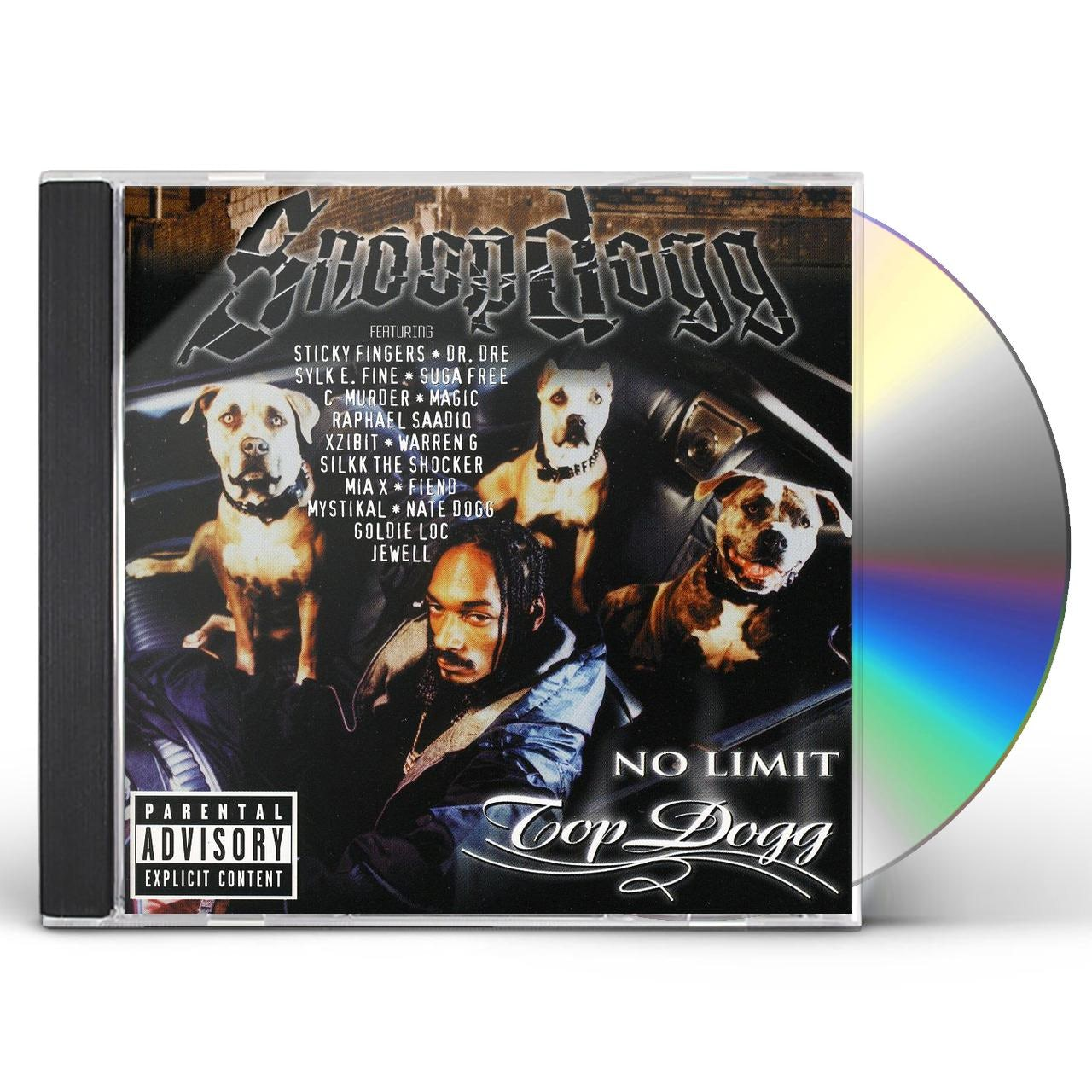 Snoop Dogg TOP DOGG CD