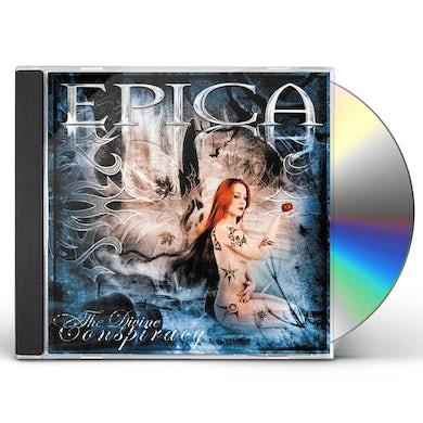 Epica DIVINE CONSPIRACY CD