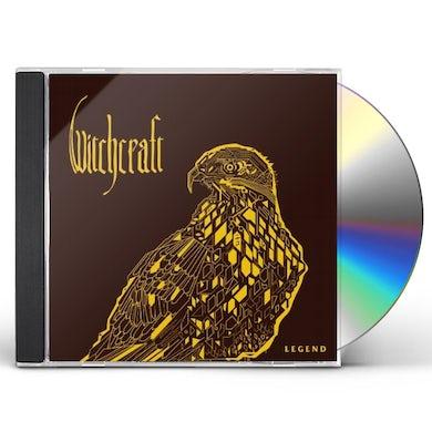 Witchcraft LEGEND CD