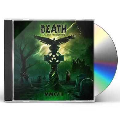Death Is Just The Beginning Mmxviii / Various CD