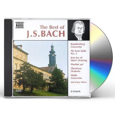 BEST OF J.S. BACH CD