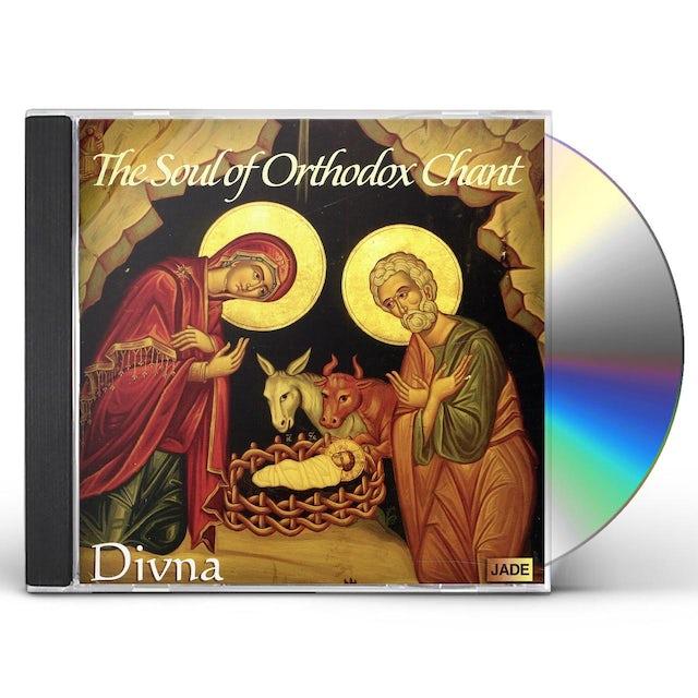 Divna SOUL OF ORTHODOX CHANT CD