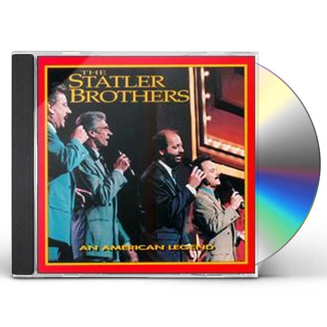 Statler Brothers AMERICAN LEGEND CD