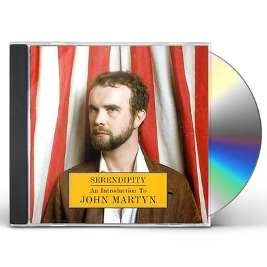 John Martyn SERENDIPITY: AN INTRODUCTION TO CD