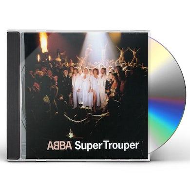 Abba SUPER TROUPER CD