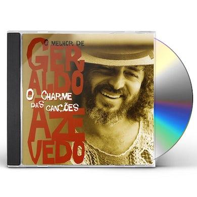 Geraldo Azevedo CHARME DAS CANCOES: O MELHOR DE CD
