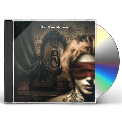 Carptree MAN MADE MACHINE CD