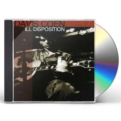 Davis Coen ILL DISPOSITION CD