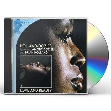 Lamont Dozier LOVE & BEAUTY CD
