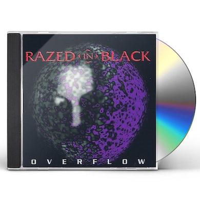 Razed In Black OVERFLOW CD