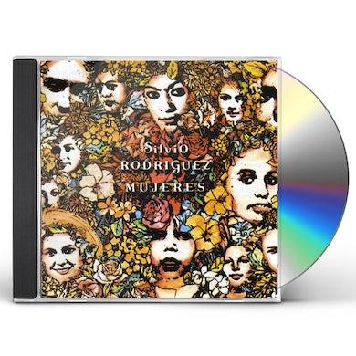Silvio Rodriguez MUJERES CD