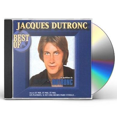 Jacques Dutronc LE MEILLEUR DE ... CD