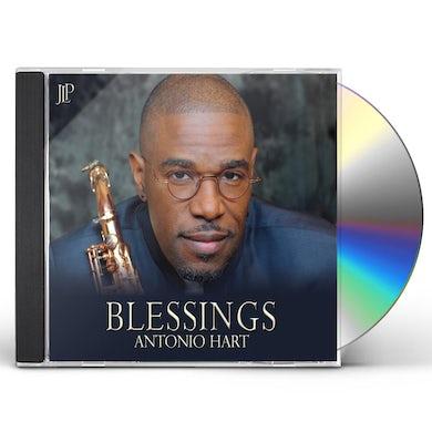 Antonio Hart BLESSINGS CD