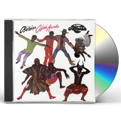 Osibisa OJAH AWAKE CD