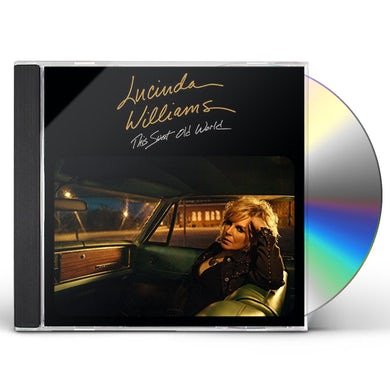 Lucinda Williams THIS SWEET OLD WORLD CD