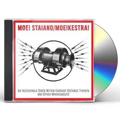 Moe! Staiano PIECE #7 CD