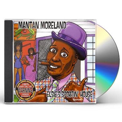Mantan Moreland ELSIE'S SPORTIN HOUSE CD